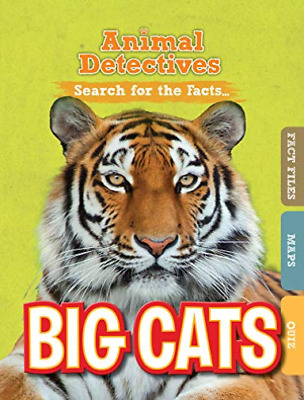 O Daly Anne-Big Cats (US IMPORT) HBOOK NEW