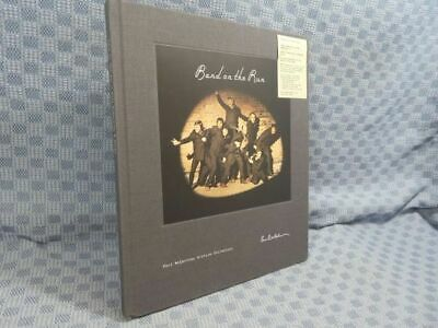 D302 Pole Mccartney Band On The Run Supermarket Deluxe Edition Limited Shm-Cd