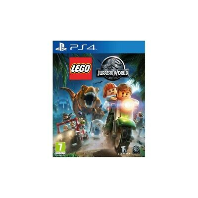 LEGO Jurassic World PS4 Playstation 4