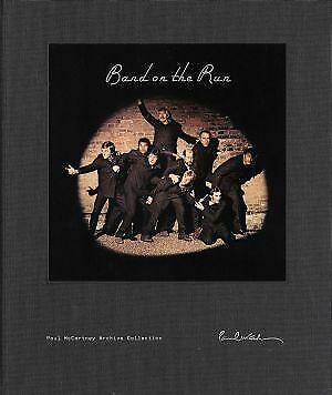 Band On The Run Supermarket Deluxe Edition Limited Book Specifications 3Shm Cd