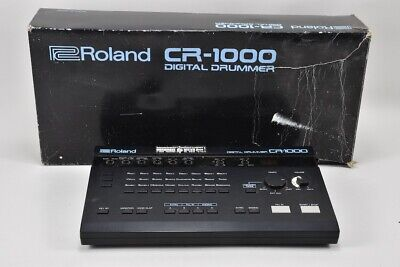 f62d73- Roland CR-1000 Digital Drummer