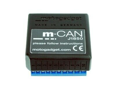 Motogadget m.can J1850 XL & Twincam