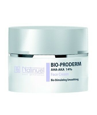 Natinuel BIO-PRODERM AHA-AKA 14% Anti-Aging Face Cream 50ml