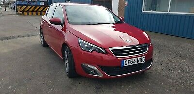 2014 Peugeot 308 1.6 e-Hdi Allure Only 27k