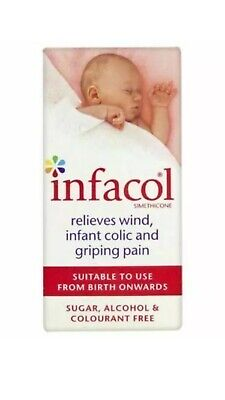 Infacol Baby Anti Colic Relief Drops 50ml from birth - New!