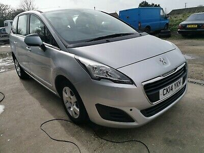 Peugeot 5008 E-Hdi Access Hpi Clear 2014 , Spares Or Repair, Gearbox Fault