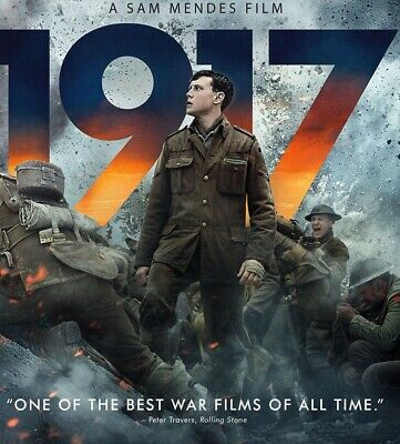 1917 Blu-ray Only, Please read