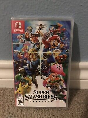 Super Smash Bros. Ultimate (Nintendo Switch, 2018)