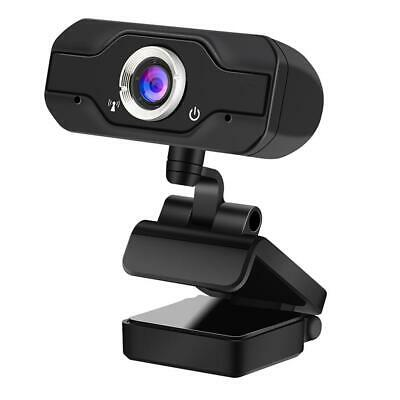 Full HD 1080P Web Cam Desktop PC Video Calling Webcam Camera W/ Microphone Mic
