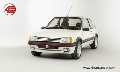 FOR SALE: Peugeot 205 GTI 1.9 Non-Sunroof 1989 /// Just 43k Miles