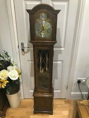 Longcase Grandmother Clock