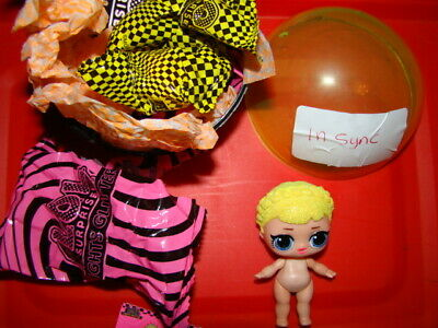 LOL Surprise Doll Lights Glitter IN SYNC Brand New Doll Checked Only