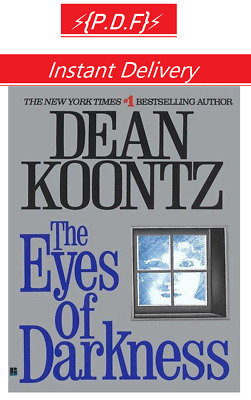 ✅The Eyes of Darkness by Koontz Dean {P.D.F} ⚡Instant Delivery ⚡