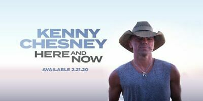 Kenny Chesney 'Here and Now' PHYSICAL CD Album BRAND NEW FREE SHIPPING