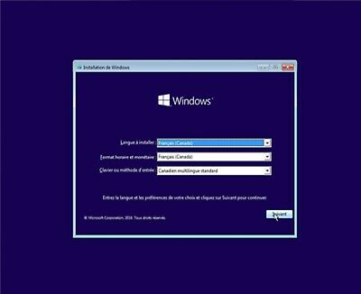 Windows 10 Home/Pro 32Bit & 64Bit Re-Install Repair Recovery ISO Direct Download