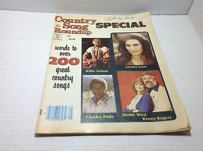 Vintage Country Song Roundup Special 1980 Dottie West Kenny Rogers  & More