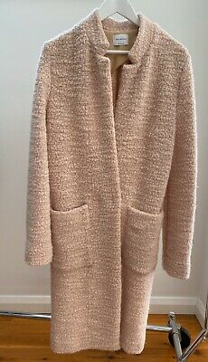 Bec And Bridge Wool Coat Cardigan Size 8