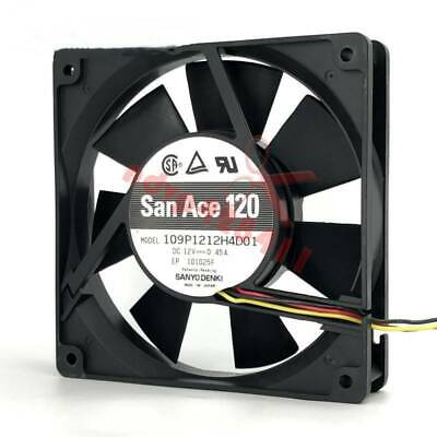 1pc new SANYO fan freeship 109P1212H4D01 DC12V 0.45A