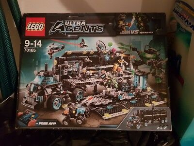 Lego 70165 Camion Ultra Agent Mission Hq Lotto Kg