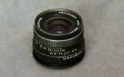 CANON EOS FIT 29mm f2.8 PENTACON LENS