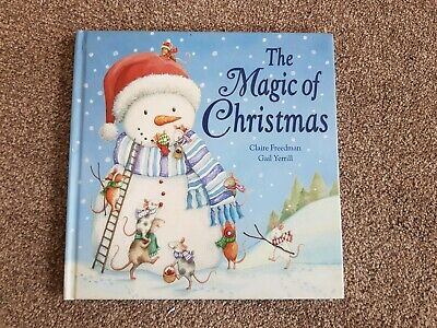 The Magic of Christmas, Book, Claire Freedman, Gail Yerrill 9781845068721