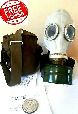 NOS. Gas Mask GP-5 Gray.Size-3 large.ANY SIZE.Russian Military.Full original kit