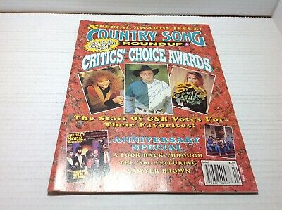Country Song Roundup Magazine Apr 1994 Special Awards Issue Garth Brooks & More