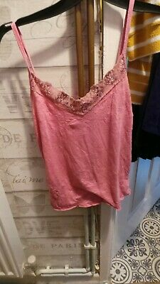 Teenagers New look 915 pink vest top