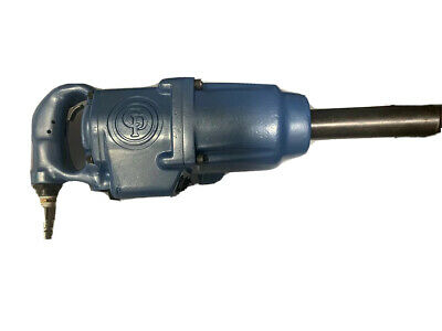 """Chicago-Pneumatic 797-6 CP797-6 1/"""" Air Impact Wrench with 6/"""" extended anvil"""