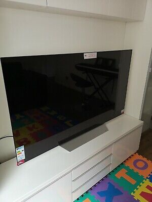 LG OLED65C7V Smart 4K Ultra HD HDR OLED TV DOLBY ATMOS - Mint Condition