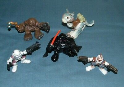 STAR WARS Galactic Heroes Custom Lot For kieraborre
