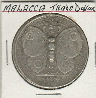 Malacca  Trade Dollar