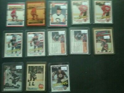 Hockey card Lot (13)