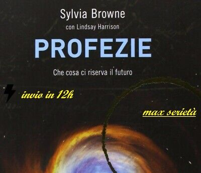PROFEZIE di Sylvia Browne Pandemia 2020 BEST SELLER  ebook in italiano