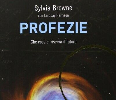 PROFEZIE di Sylvia Browne Pandemia 2020 Libro PDF in Italiano -invio immediato-