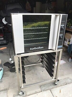Turbofan Digital Electric Convection Oven with Stand