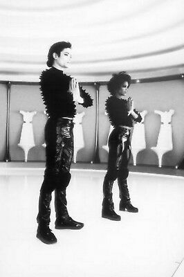 PHOTO de MICHAEL JACKSON 10 cm x 15 cm