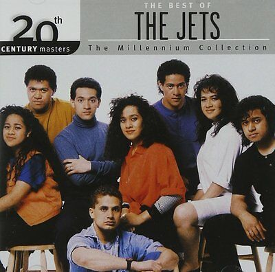 The Jets Cd - Best Of: The Millennium Collection (2001) - New Unopened