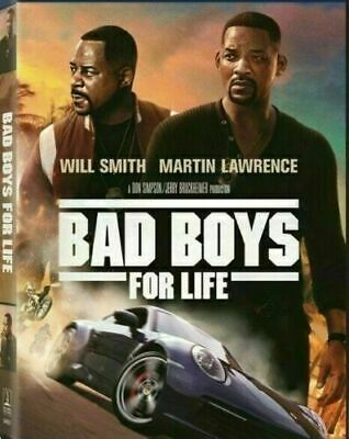 Bad Boys For Life NEW DVD * ACTION COMEDY * PRE-ORDER 4/21/20