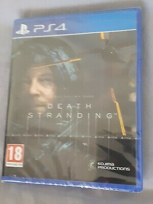 Death Stranding PS4 Playstation 4 game - new and sealed