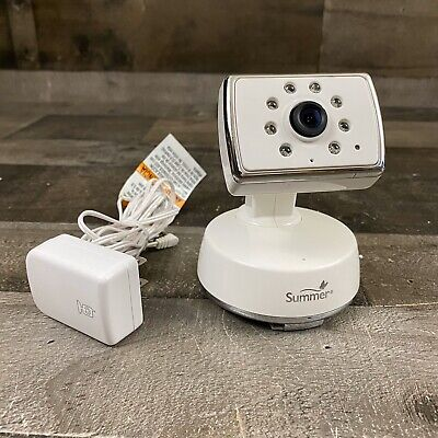 Summer Infant 28980 Dual View Color Video Baby Camera W/ AC Adapter