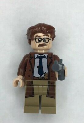 Lego Commissioner Gordon 76120 Batman II Super Heroes Minifigure