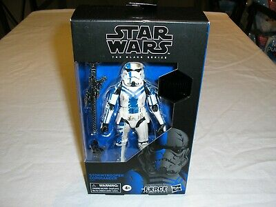 Star Wars Black Series 6 inch STORMTROOPER COMMANDER Gaming Greats MIB