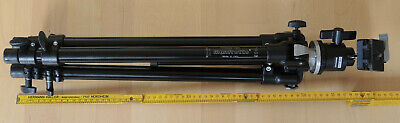Manfrotto Profi-Stativ 190B mit Kopf 352RC, Top-Zustand, Made in Italy