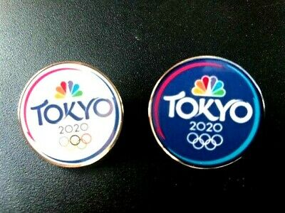 Olympic Pin from NBC Direct for 2020 - 2021 Olympic Games in TOKYO 2 pins