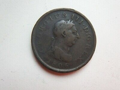 Great Britain 1 penny 1806