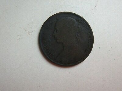 Great Britain 1 penny 1892