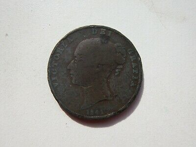Great Britain 1 penny 1841