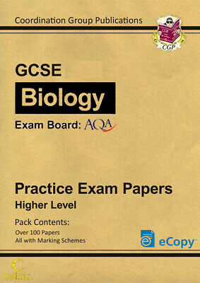 GCSE AQA Biology all Units Exam past papers