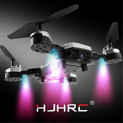 HJ28 Large Foldable WIFI GPS FPV RC Quadcopter 1080P HD Camera Remote Drone Gift